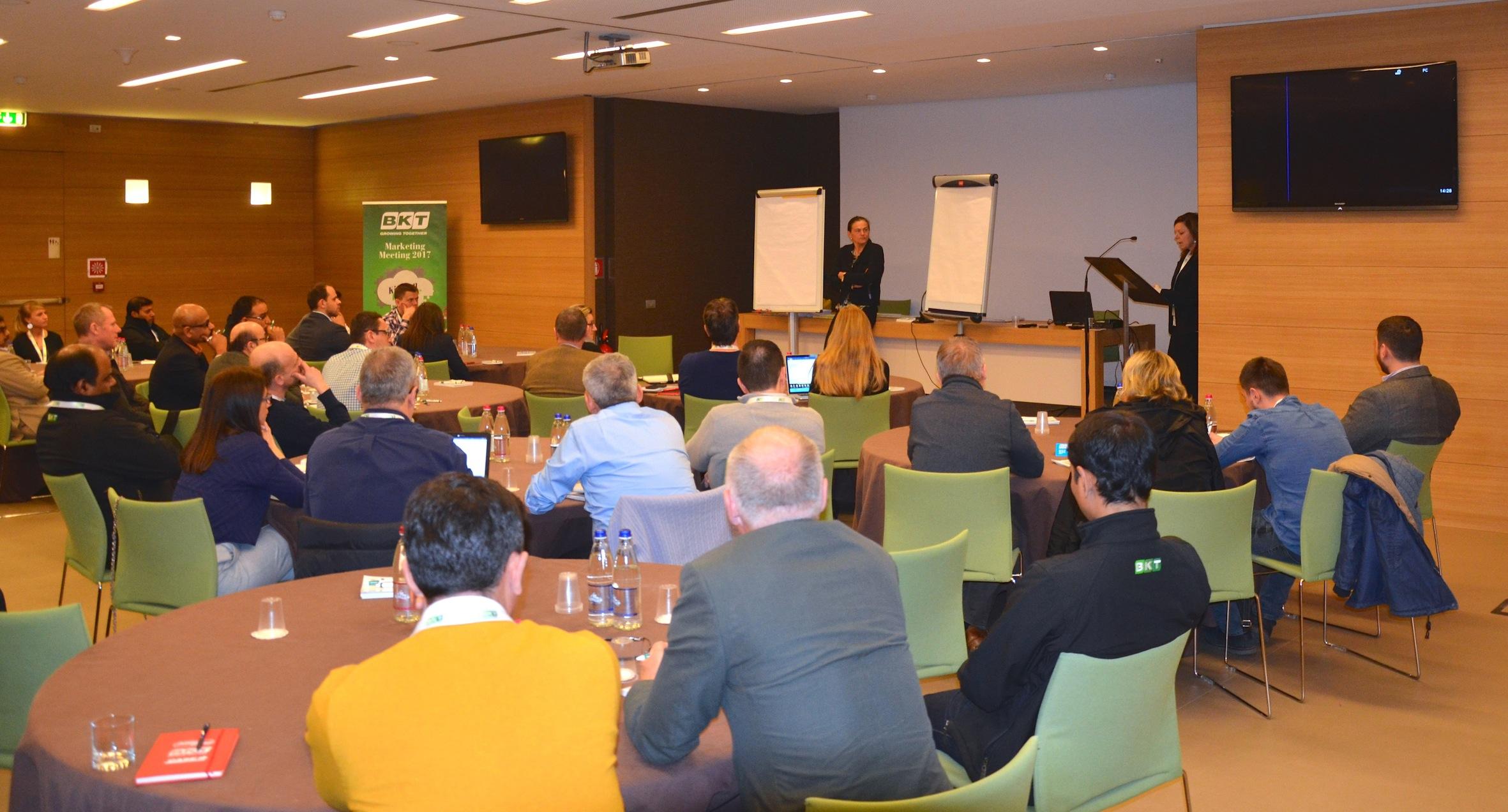 Terza Edizione Del Bkt International Marketing Meeting